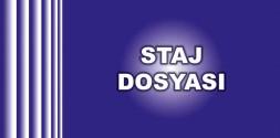 StajDosyasi